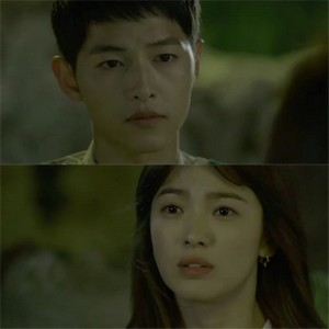 "Dalam Enam Episode ""Descendants of the Sun"" Banting Rating ""My Love from the Star"""