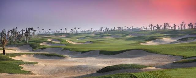 Abu Dhabi's Great Golf Experiences