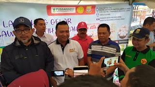 Satgas Pangan Jambi Launching 3,2 Ton Bawang Putih Murah untuk Warga