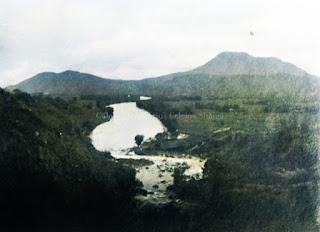 sungai dan gunung aek situmandi tempo dulu