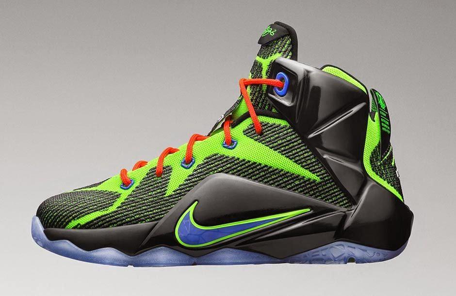 best service a13a5 c587c Nike Lebron 12 GS Gamer   Analykix