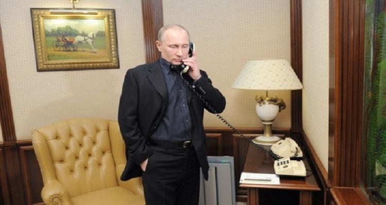 ماذا قال بشار الأسد بالهاتف لبوتين حتى يأمر بسحب القوات الروسية من سوريا فورا
