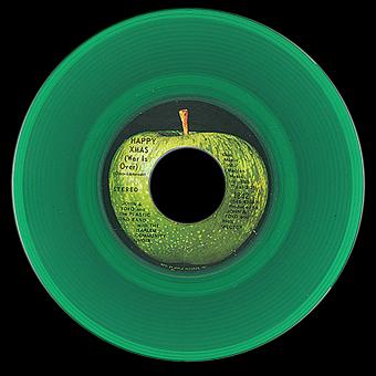 Reading Between The Grooves John Amp Yoko Happy Xmas War