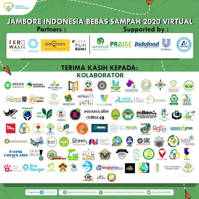 Jambore Bebas Sampah 2020