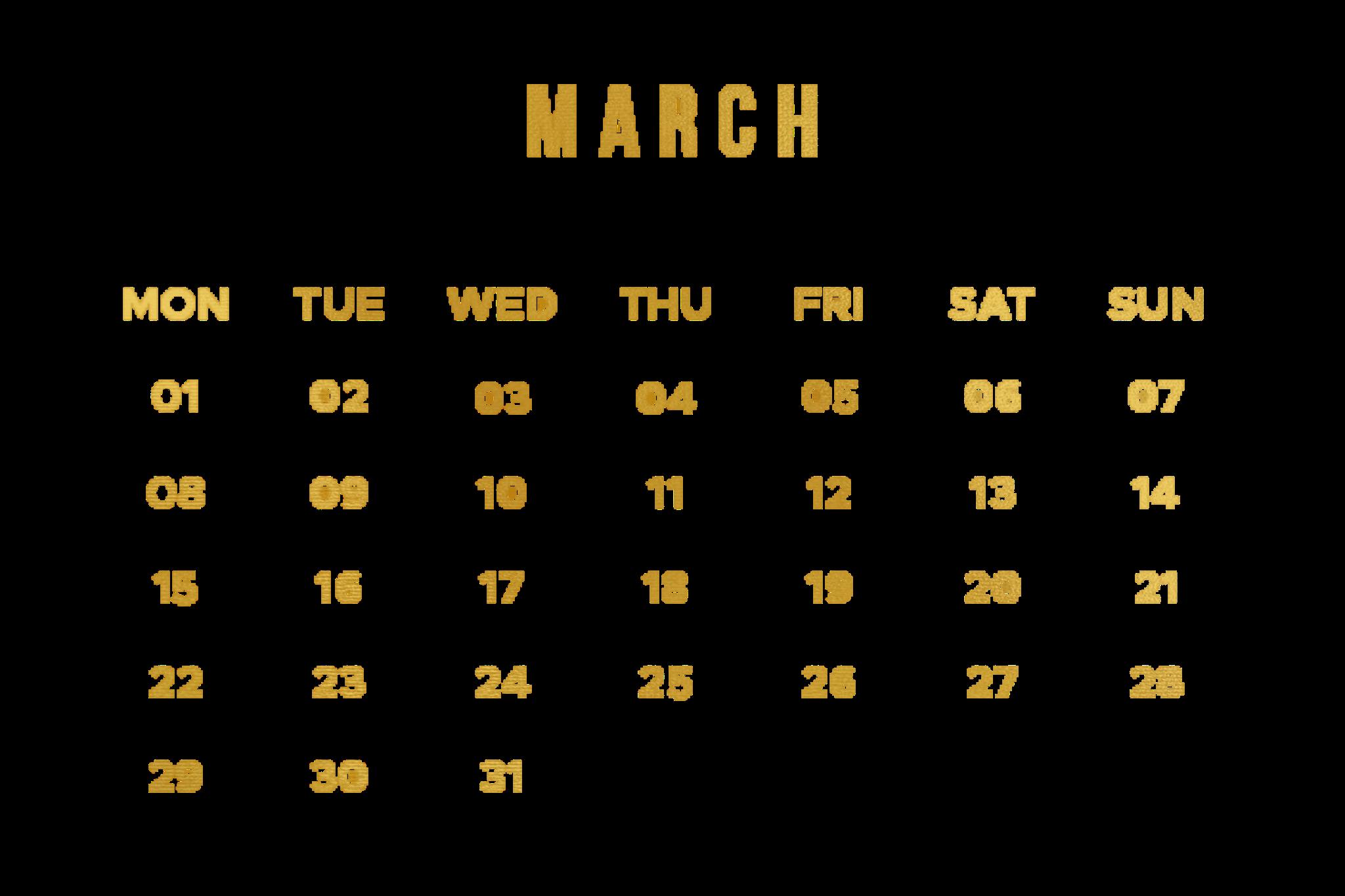 سكرابز مفرغ تقويم ذهبي أشهر السنة مفرغة ميلادي التقويم الميلادي مذهب 2021 مزخرف مزخرفة
