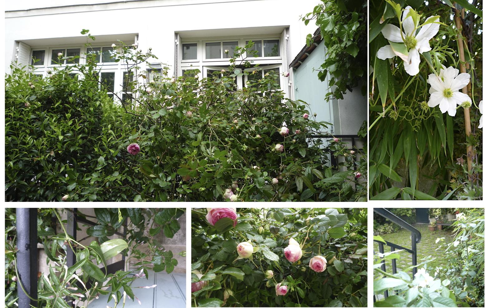 La nature en ville jardins de ville for B b un jardin en ville brussels