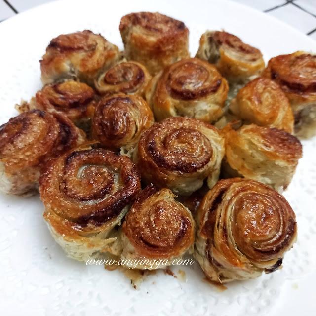 resepi paratha nutella