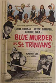 Blue Murder at St. Trinian's 1957 Watch Online
