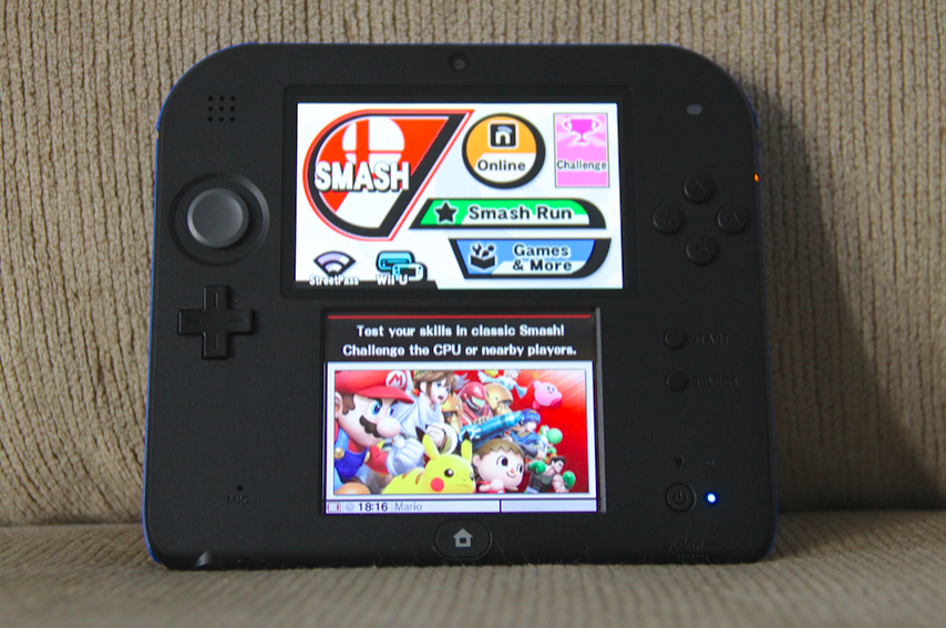 Super Smash Bros. For Nintendo 3DS - 2DS