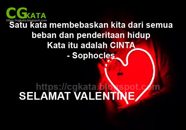 Kumpulan Kata Mutiara Ucapan Valentine Di Hari Kasih Sayang Cgkata