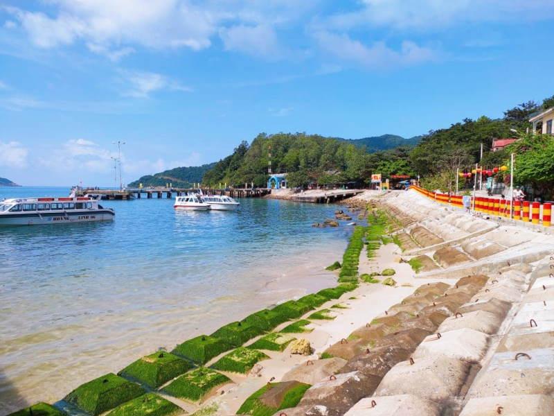 Bãi Làng Tour Cù Lao Chàm