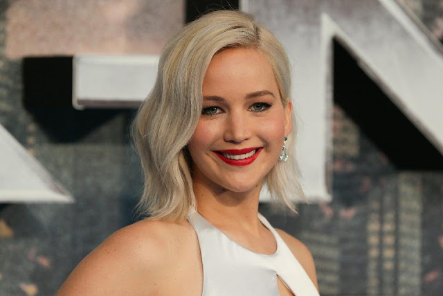 Tops Forbes 2016 Highest Paid Actors the Dwayne Johnson Actress Jennifer Lawrence