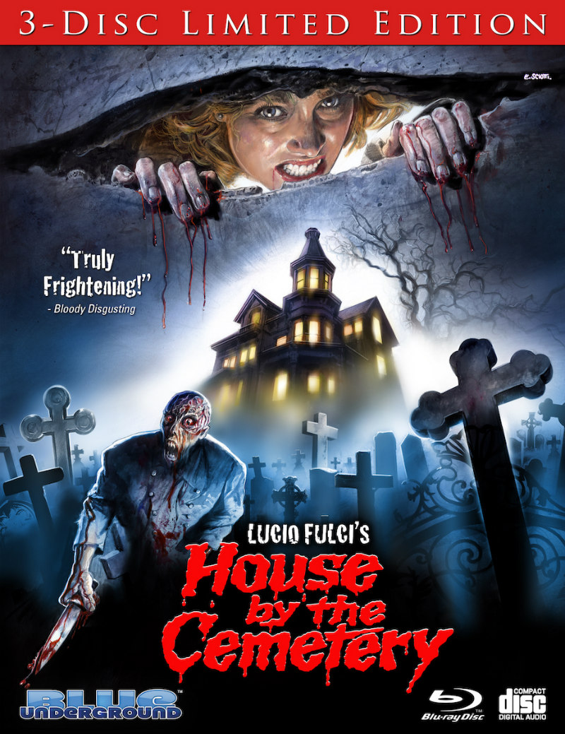 house by the cemetery bluray