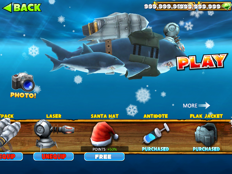Hungry shark evolution mod apk 5. 7. 0 hack & cheats download for.