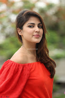 Rhea Chakraborty in Red Crop Top and Denim Shorts Spicy Pics ~  Exclusive 143.JPG