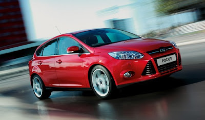 Mobil Ford All New Focus