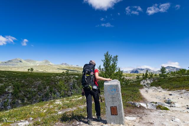 Entrada Parque Nacional de Rondane - Noruega, por El Guisante Verde Project