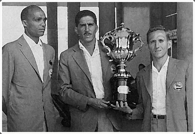 Bahia Léo Briglia Taça Brasil 1959
