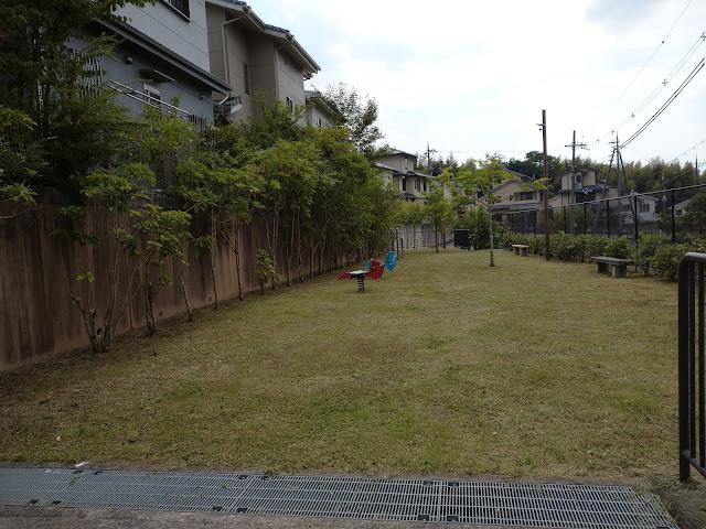 京都市伏見区自治会管理公園草刈り