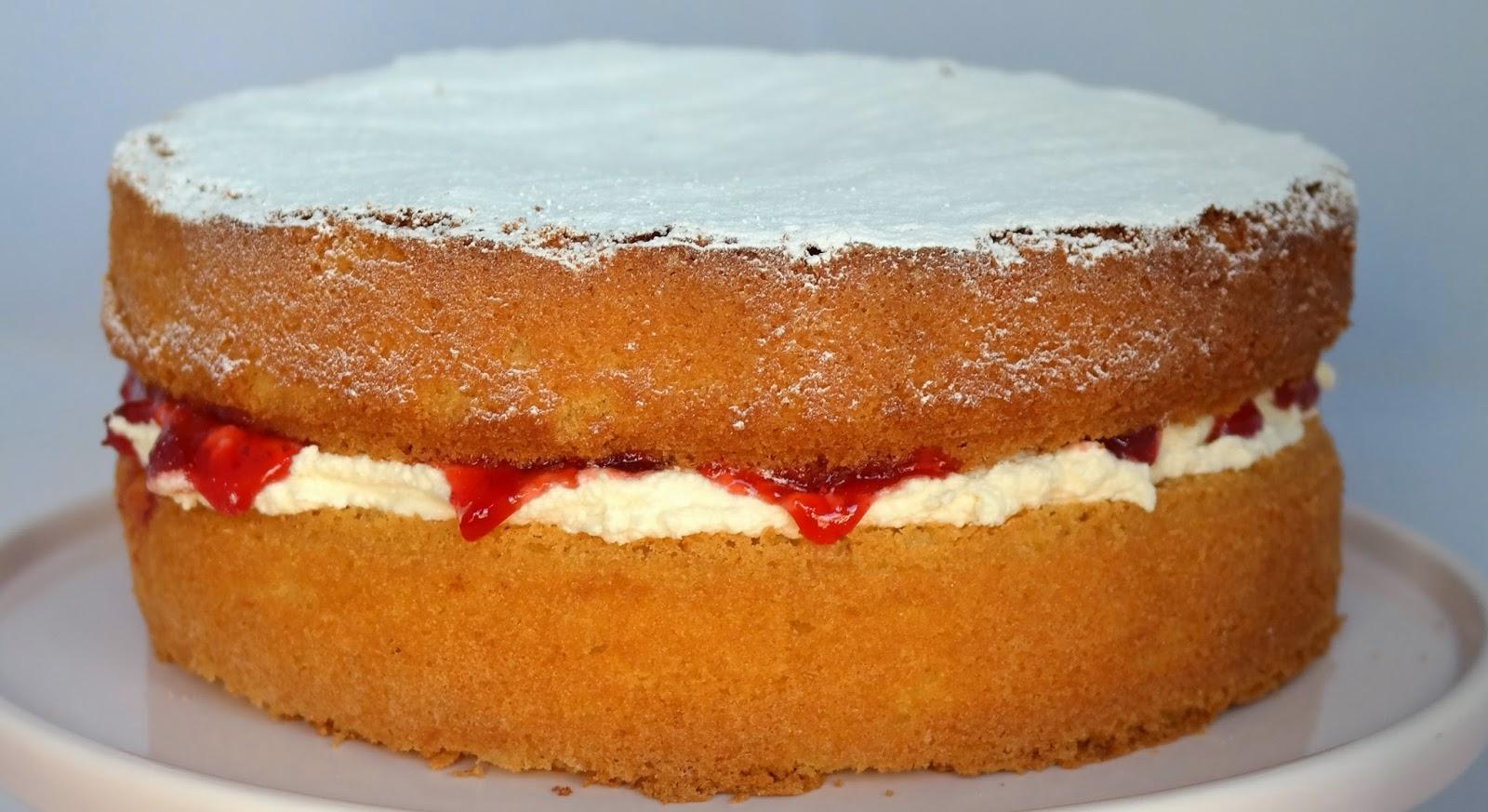 Best Sponge Cake Recipes Uk: Classic Victoria Sponge