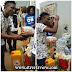 BBNaija: Winner Efe Donates Food Items To The Poor - Photos