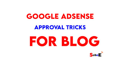 Blogger Adsense Approval Trick 2020