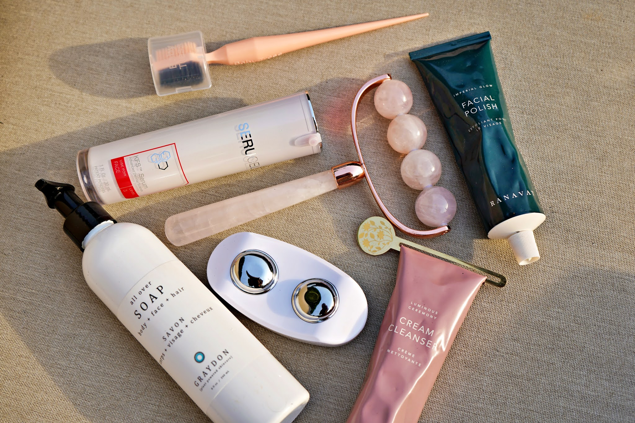 skincare products for end of october