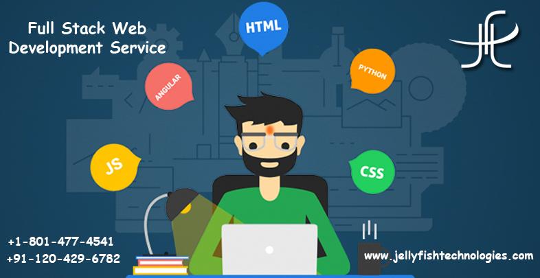 Jellyfish Technologies: Best Full Stack Web Development