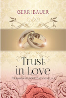 """Book cover of the novella """"Trust in Love"""""""
