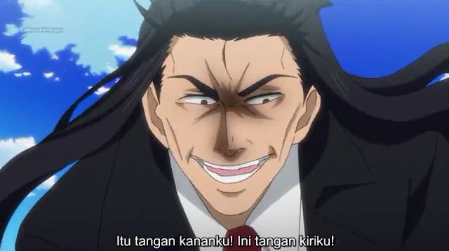 Maou-sama, Retry! Episode 02 Subtitle Indonesia