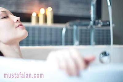niat mandi wiladah setelah melahirkan normal atau caesar