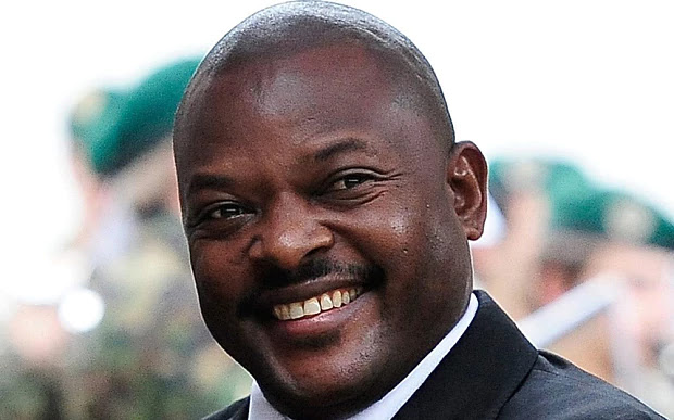 Nkurunzinza Atangazwa Kuwa Kiongozi wa Milele