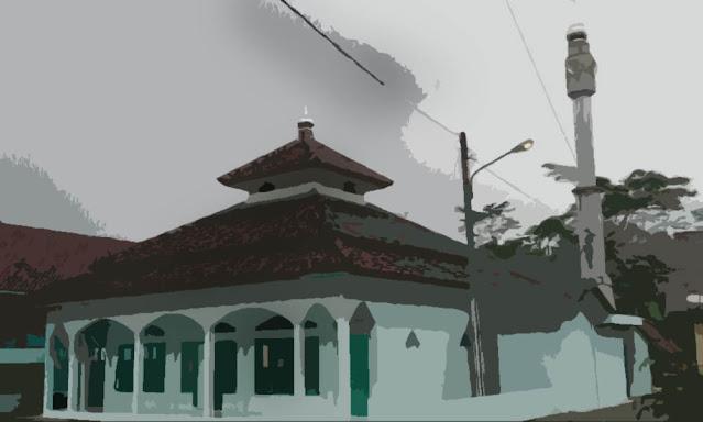 MTS MUJAHIDIN Pondeok Pesantren Sukalenah  Desa Pusakasari Kec. Cipaku Kab. Ciamis