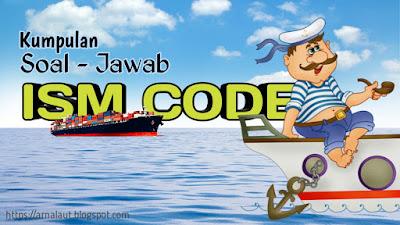 Tanya-jawab tentang ISM Code