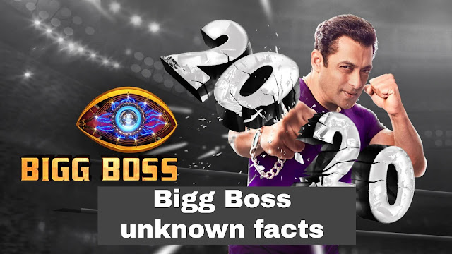 bigg boss unknown facts