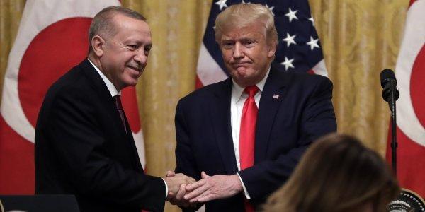 Ο Ερντογάν θέλει Τραμπ, αλλά είναι έτοιμος και για Μπάιντεν