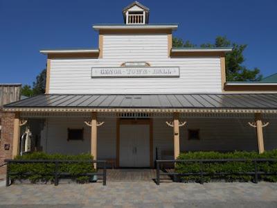 Genoa, Nevada, Town Hall