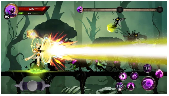Stickman Legends: Shadow Wars Images