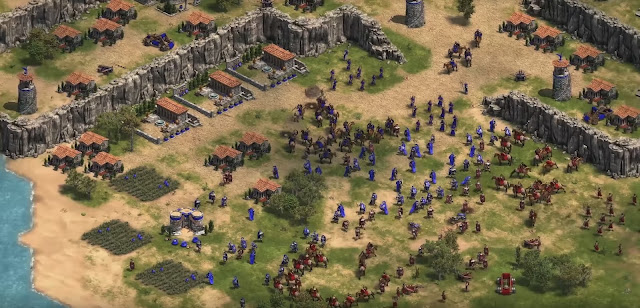 Screenshot from Age of Empires: Definitive Edition