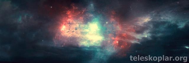 nebula fotoğrafı