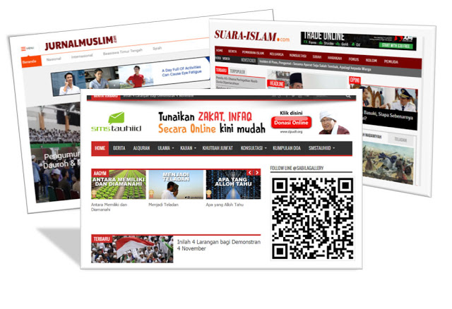 Rezim Jokowi Galau, 11 Situs Islam Kembali di Blokir Rezim Jokowi