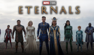 Marvel's Eternals Teaser Trailer Released