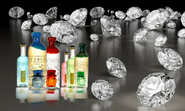 Scientists Turn Tequila into Diamonds