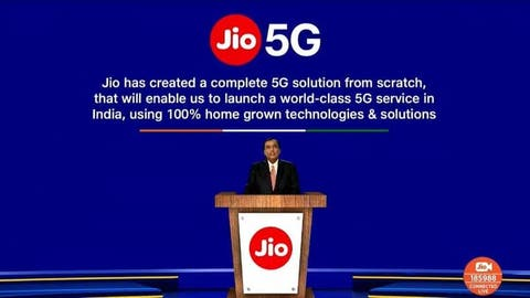 RELIANCE JIO COULD LAUNCH 5G SMARTPHONE FOR ₹3000 (~$40) IN INDIA Coming Soon