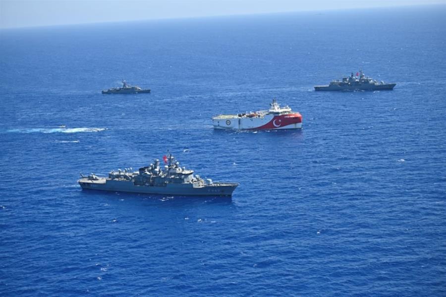 Nέα NAVTEX για το Οruc Reis για έρευνες στη Μεσόγειο