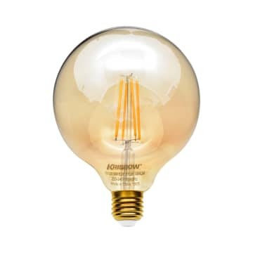Krisbow Bohlam Filamen Globe - Kuning