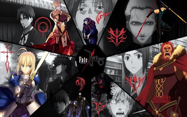 Anime ufotable terbaik