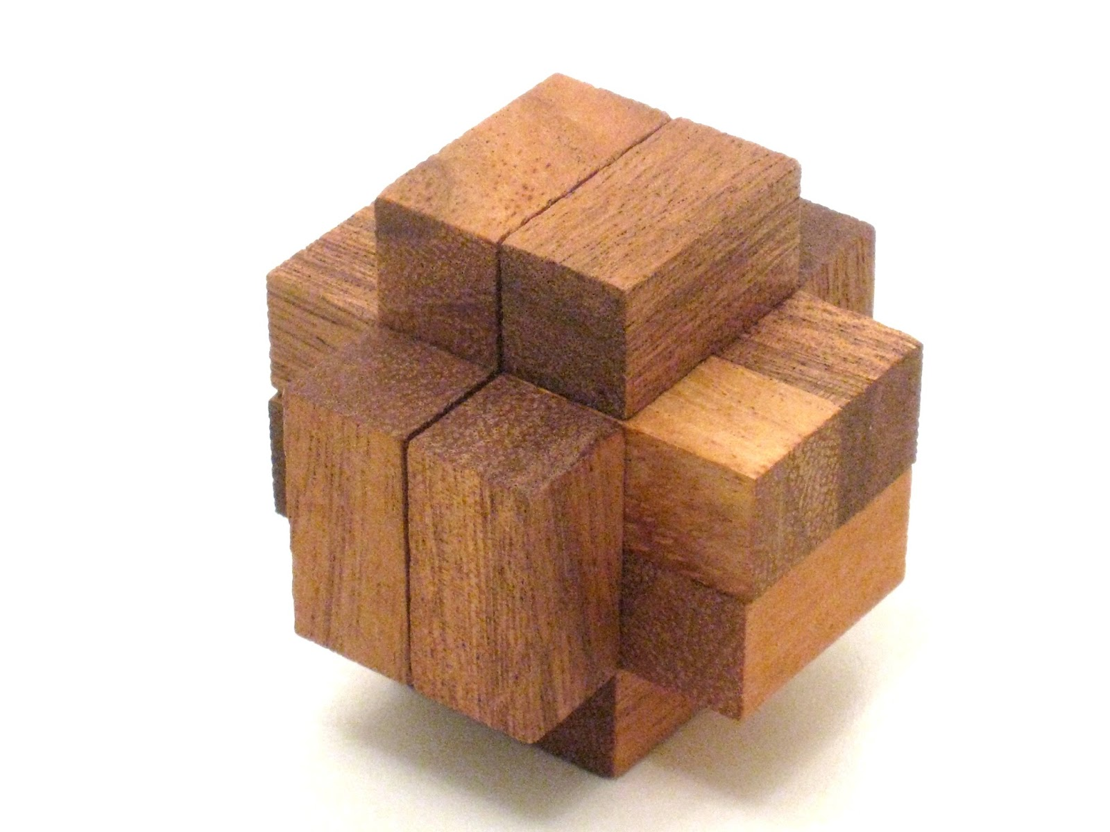 Jerrys Mechanical Puzzle Brain Teaser Collection Cube