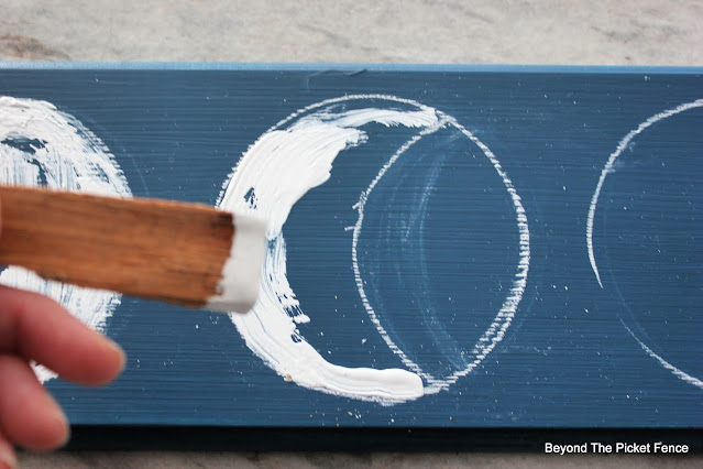 Use a Wood Scrap to Paint With