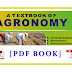 Agronomy PDF Book Download- Agriculture Book